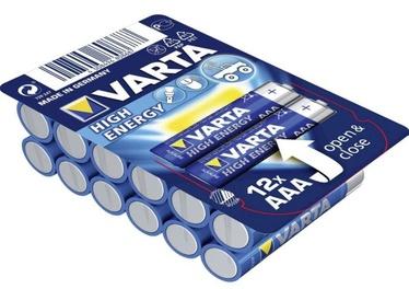Varta Alkaline Batteries R3 12pcs