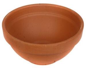 Verners Deroma Easy Misa Flower Pot Brown 21cm