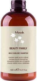 Šampoon Nook ECO Beauty Milk Sublime, 500 ml