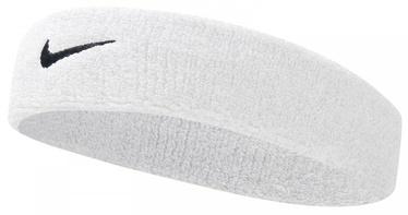 Nike NN07101 Swoosh Headband White