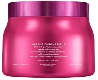 Juuksemask Kerastase Reflection Chromatique Multi-Protecting Mask Fine Hair, 500 ml