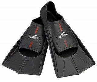 Fashy Aquafeel Training Fins 41/42 Black