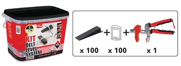 Rubi Delta Level System Kit 1mm 3-12mm