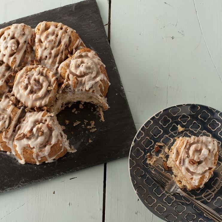 Nordic Ware Cinammon Bun Pull-Aparts Pan