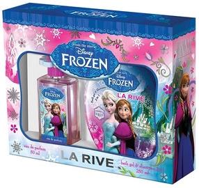 Парфюмированная вода La Rive Disney Frozen 50 мл EDP + 250 мл Гель для душа & Шампунь 2 in 1