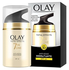Olay Total Effects Anti Ageing 7in1 Moisturiser SPF30 50ml