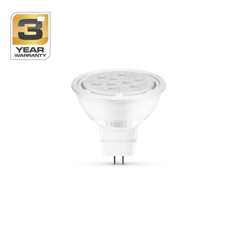 LED LAMP 36D 7,5W GU5.3 WW 12V ND 660LM