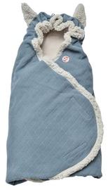 Lodger Original Wrapper Botanimal Wrap Blanket Ocean