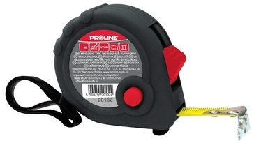 Proline Metal Tape With Magnet 3mx16mm