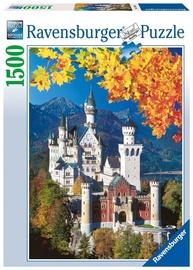 Ravensburger Puzzle Neuschwanstein Castle 1500pcs