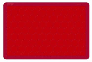 Kaiser Baking Rug Silicone Kaiserflex Red 60x40cm