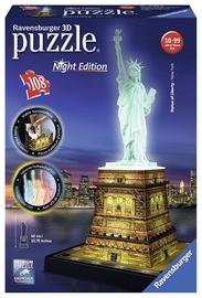 Ravensburger 3D Puzzle Statue of Liberty Night 108pcs