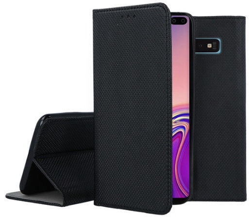Mocco Smart Magnet Book Case for Samsung Galaxy A40 Black