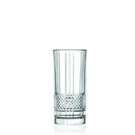 RCR Brillante Crystal Cocktaill Glass Set 37cl 6pcs
