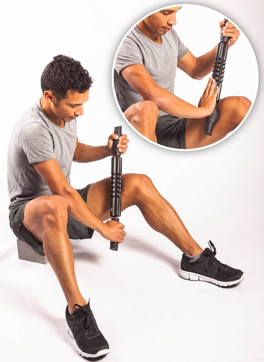 Trigger Point Grid STK X Massage Roller Black