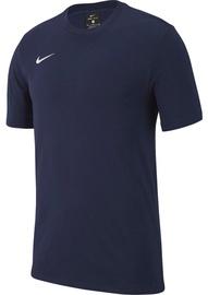 Nike Men's T-Shirt M Tee TM Club 19 SS AJ1504 451 Dark Blue L