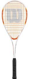Wilson Impact Pro 500 White Orange TRT915330