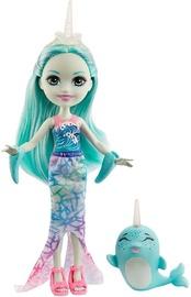 Nukk Mattel Enchantimals Naddie Narwhal & Sword GJX41