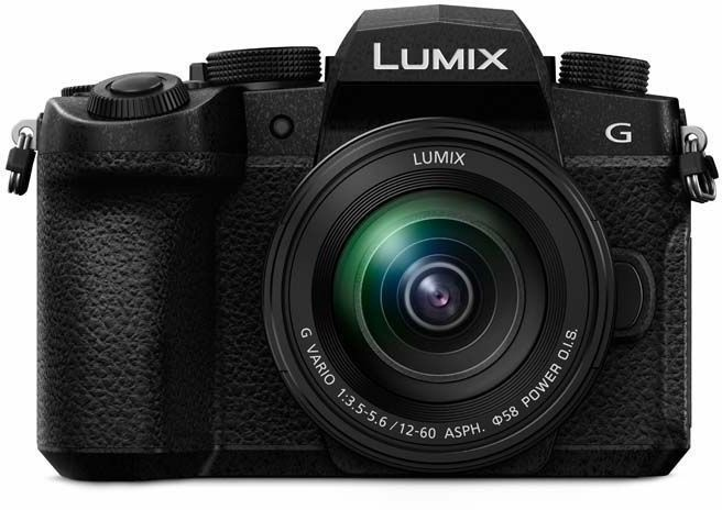 Panasonic LUMIX DC-G90 + 12-60 mm Black