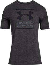 Under Armour GL Foundation T-Shirt 1326849-019 Dark Grey XL