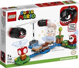 Constructor LEGO Super Mario Boomer Bill Barrage Expansion Set 71366