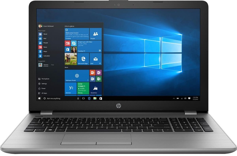 HP 250 G6 Full HD SSD Kaby Lake i5 + Win 10 + Microsoft Wireless Mouse 1850