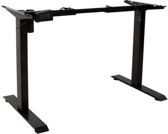 Home4you Ergo 1 Table Leg Black