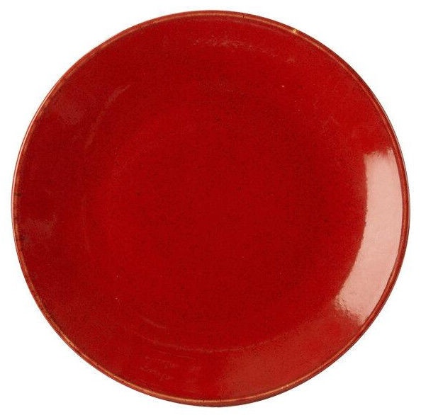 Porland Seasons Dessert Plate D18cm Red