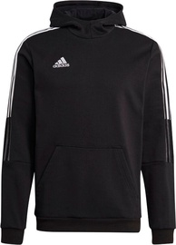 Adidas Tiro 21 Sweat Hoodie GM7341 Black XL