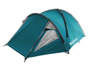 4-местная палатка O.E.Camp RD-T22-4, зеленый