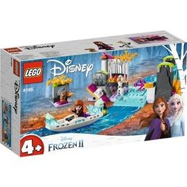 Конструктор LEGO®Disney Princess 41165 Экспедиция Анны на каноэ