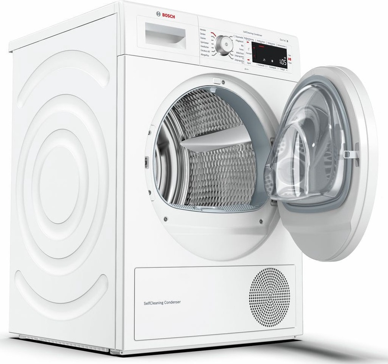 Bosch Tumble Dryer WTWH7540