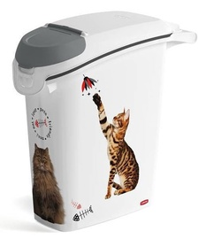 Curver Cat Food Keeper 23.2x49.7x50.3cm 23l