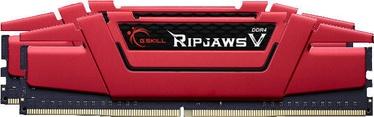 G.SKILL RipJawsV Series Red 16GB 3600MHz CL19 DDR4 KIT OF 2 F4-3600C19D-16GVRB