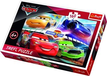 Trefl Puzzle Cars Piston Cup 160pcs 15356