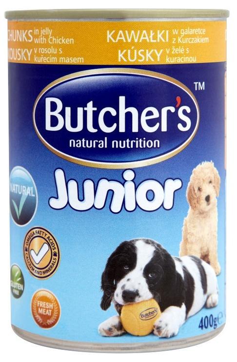 Butchers Junior With Chicken 400g