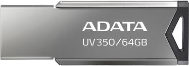 USB mälupulk ADATA UV350, USB 3.1, 64 GB