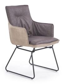 Стул для столовой Halmar K271 Dark Grey/Light Grey