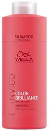 Juuksepalsam Wella Invigo Color Brilliance Vibrant Color Conditioner For Fine And Normal Hair, 1000 ml