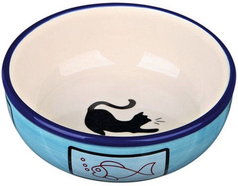 Trixie Cat Ceramic Bowl 12.5cm