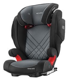 Автомобильное сиденье Recaro Monza Nova Evo Seatfix Carbon Black, 15 - 36 кг