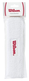 Wilson Head Band White