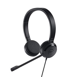 DELL UC150 Pro Stereo Headset Black