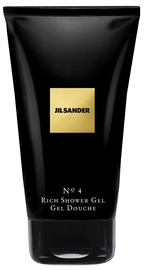 Dušigeel Jil Sander No.4, 150 ml