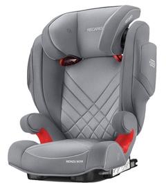 Turvahäll Recaro Monza Nova 2 Seatfix Aluminium Grey, 15 - 36 kg