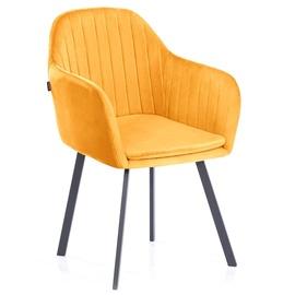 Söögitoa tool Homede Trento Mustard, 2 tk