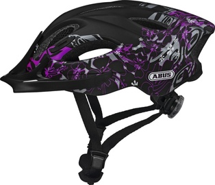 Abus Arica Helmet Black/Purple L