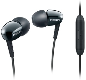 Philips SHE3905BK In-Ear Headphones Black