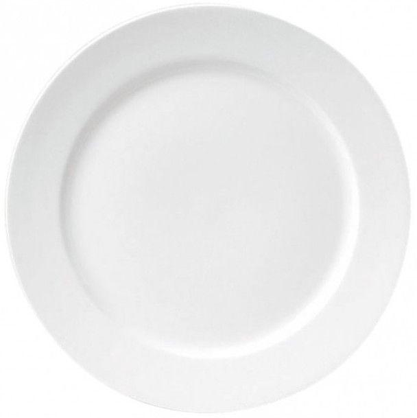 Leela Baralee Simple Plus Plate with Rim 16cm