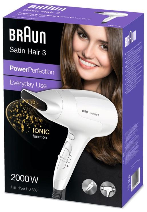 Föön Braun PowerPerfection HD380